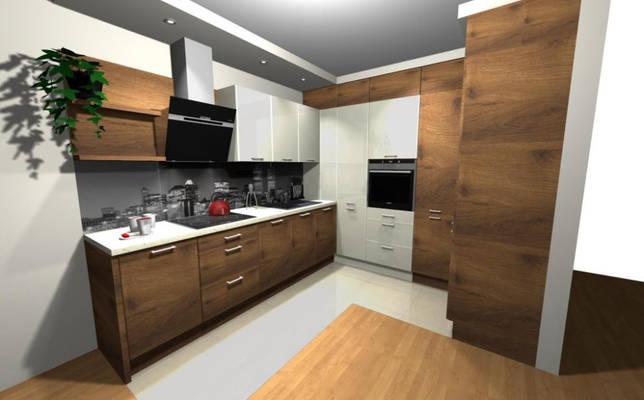 модные кухни 2020 года