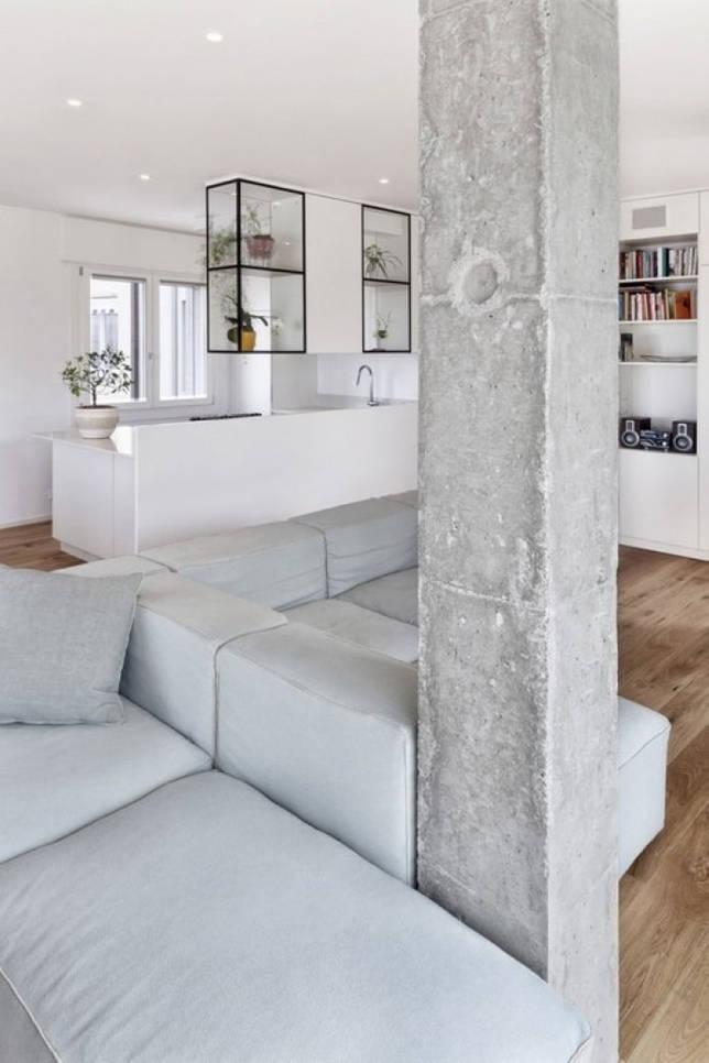 бетонная колонна