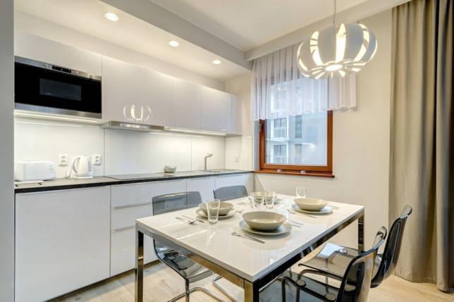 освещение кухни площадью 10 кв
