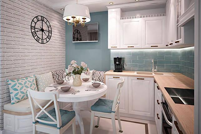 Дизайн кухни 10 кв.м. - Мебель