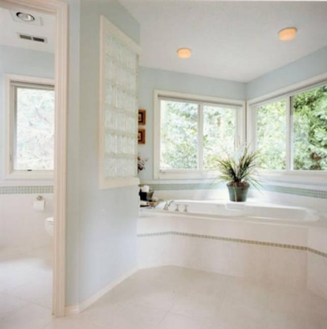 Гармоничная отделка ванной и санузла
