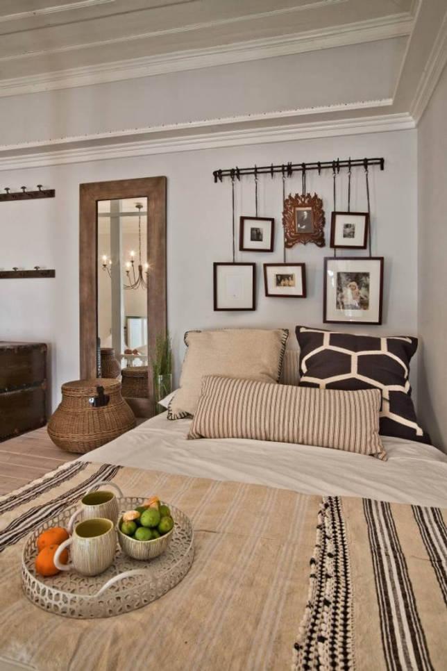 В греческом стиле используют только натуральные ткани, например лен