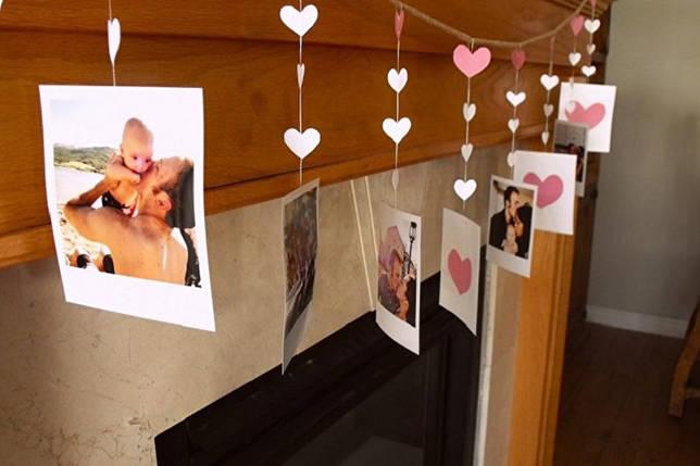 Как украсить квартиру на 14 февраля - Совместные фотографии