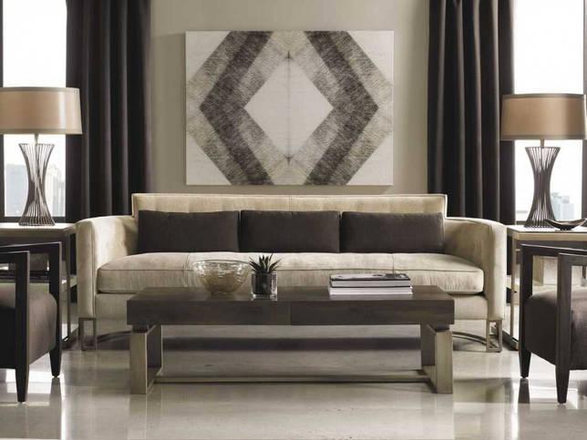 Мебель в стиле модерн в интерьерах (50 фото)
