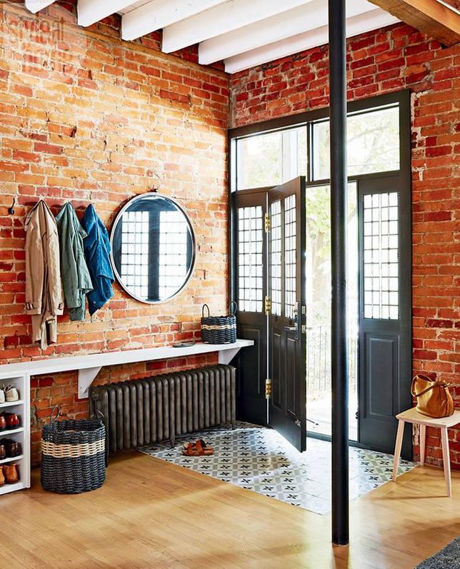 Плитка в стиле лофт: аутентичный интерьер и современное удобство (24 фото)